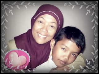 Lovely Mom & Bro