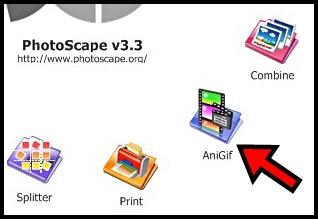 Cara Membuat Animasi Dengan Photoscape Terbaca Gambar Foto